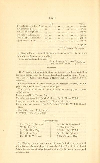 Digitalisierte Sammlungen der Staatsbibliothek zu Berlin Werkansicht   Transactions of the Asiatic Society of Japan(PPN777035456 - PHYS 0297 ... 13808c326