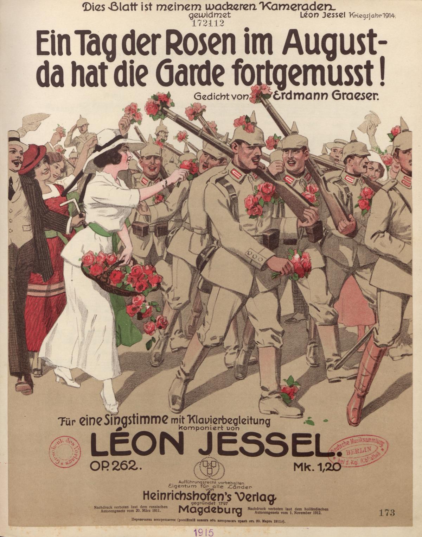 europeana 1914 1918 ein tag der rosen im august da hat. Black Bedroom Furniture Sets. Home Design Ideas