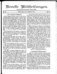 Neueste Mittheilungen (22.09.1882)