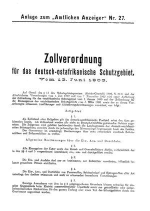 Deutsch-Ostafrikanische Zeitung vom 04.07.1903
