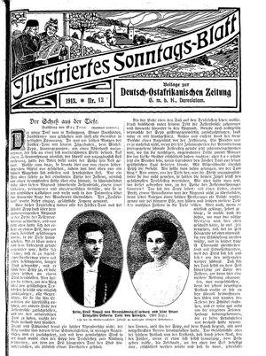 Deutsch-Ostafrikanische Zeitung vom 12.04.1913