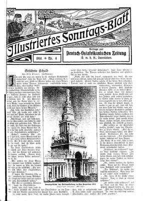 Deutsch-Ostafrikanische Zeitung vom 07.02.1914