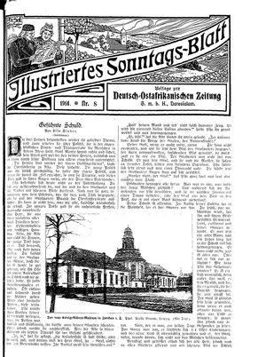 Deutsch-Ostafrikanische Zeitung vom 14.03.1914