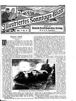 Deutsch-Ostafrikanische Zeitung vom 04.04.1914