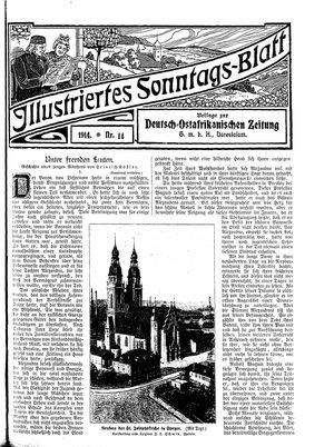 Deutsch-Ostafrikanische Zeitung vom 25.04.1914