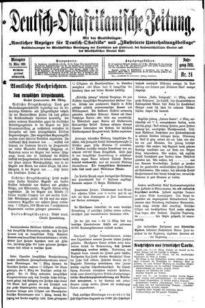 Deutsch-Ostafrikanische Zeitung vom 24.03.1916