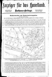 Anzeiger für das Havelland