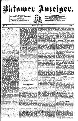 Bütower Anzeiger vom 01.07.1892