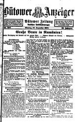 Bütower Anzeiger (18.12.1916)