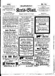 Frankensteiner Kreisblatt