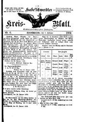 Habelschwerdter Kreisblatt