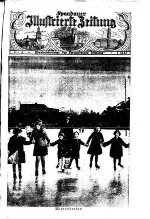 Spandauer Zeitung vom 03.01.1925
