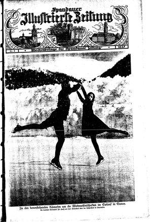 Spandauer Zeitung on Jan 17, 1925