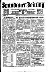 Spandauer Zeitung