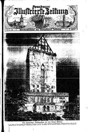 Spandauer Zeitung vom 07.02.1925