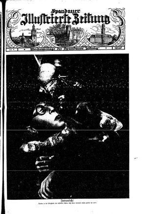 Spandauer Zeitung vom 21.02.1925