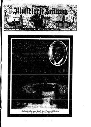 Spandauer Zeitung vom 07.03.1925