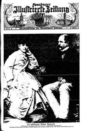 Spandauer Zeitung vom 14.03.1925