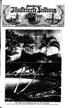 Spandauer Zeitung vom 21.03.1925