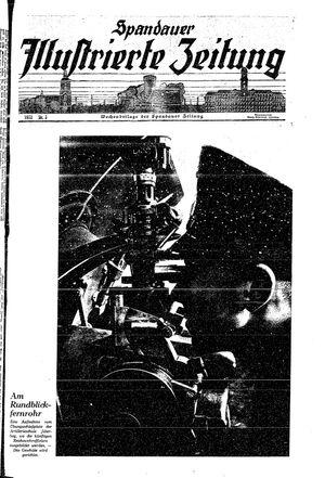 Spandauer Zeitung vom 17.01.1931