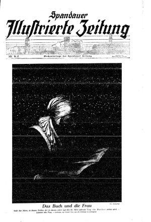 Spandauer Zeitung vom 21.03.1931