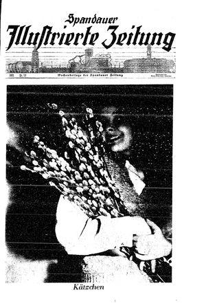 Spandauer Zeitung vom 28.03.1931