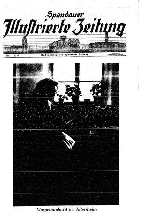 Spandauer Zeitung vom 04.04.1931