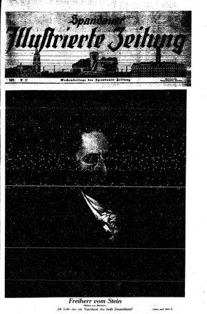 Spandauer Zeitung vom 25.04.1931