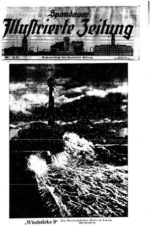 Spandauer Zeitung vom 13.06.1931