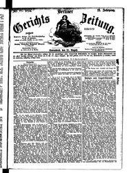 Berliner Gerichts-Zeitung (21.08.1875)