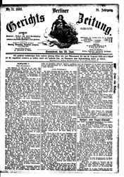 Berliner Gerichts-Zeitung (23.06.1883)