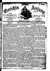 Berliner Gerichts-Zeitung (18.01.1887)