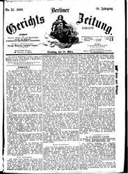 Berliner Gerichts-Zeitung (18.03.1890)