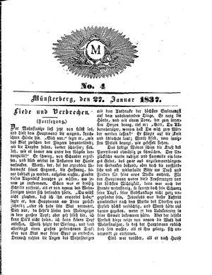 M vom 27.01.1837