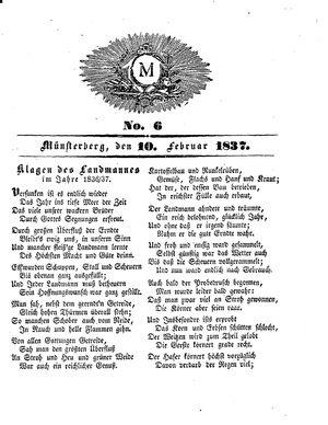 M vom 10.02.1837