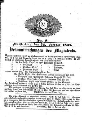 M vom 24.02.1837