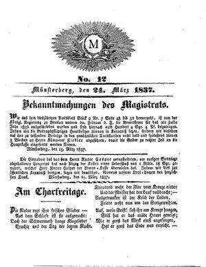 M vom 24.03.1837