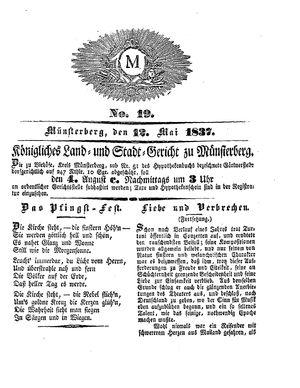 M vom 12.05.1837