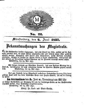 M vom 02.06.1837
