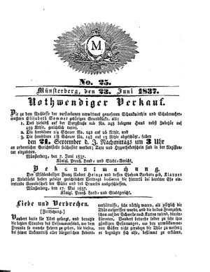 M vom 23.06.1837