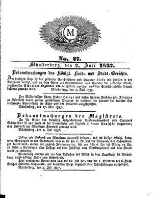 M vom 07.07.1837