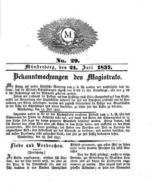M vom 21.07.1837