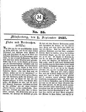 M vom 01.09.1837