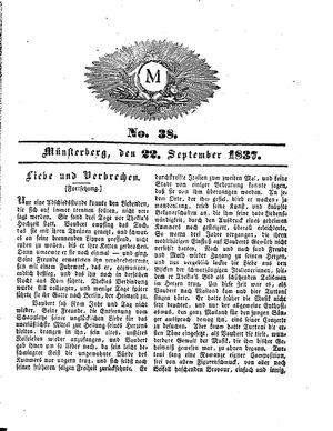 M vom 22.09.1837