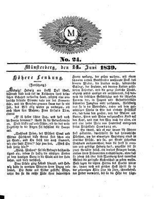 M vom 14.06.1839
