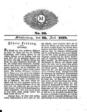 M vom 26.07.1839