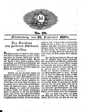 M vom 27.09.1839