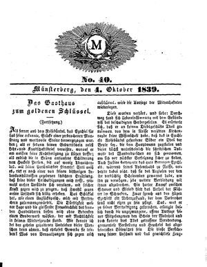 M vom 04.10.1839