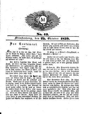 M vom 25.10.1839