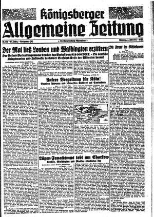Königsberger allgemeine Zeitung on Jun 2, 1942